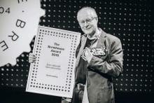 Ännu en utmärkelse till Björn Lagermans BeeScanning