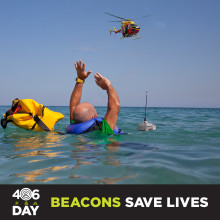 Ocean Signal and ACR Electronics - 406Day: Industry Leaders Join Forces on 406Day to Raise Beacon Awareness with Safety Advice and Beacon Giveaways