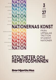 Nationernas konst - stoltheter och hembygdsminnen