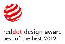 Rekord för svensk designbyrå: åtta red dot awards 2012 till Ergonomidesign