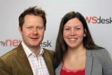 Mynewsdesk presenterer Den Sosiale Journalisten på Nordiske Mediedager