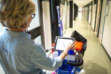 Den digitala städaren ny vardagsinnovation inom lokalvården