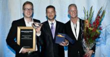 Vinnaren av eDiamond Award 2013 är....