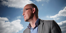 Thordur Erlingsson - Skaraborgs mest företagsamma människa 2014