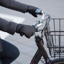 Cykelvantar med reflex