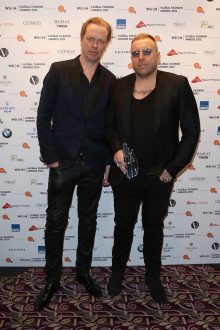 WGSN Menswear Award till Tiger of Sweden