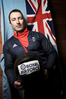 RAF Icemen selected for 2014 Winter Olympics in Sochi
