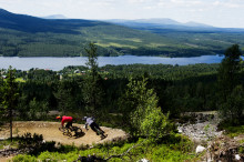 Lofsdalen Bike Park - full fart i backen året runt
