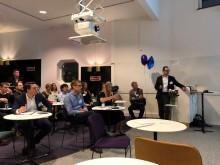 KI Innovations investerardag lockade rekordstor publik