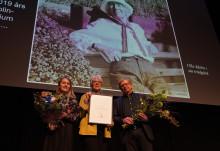 Rigmor Celander mottagare av 2019 års Stipendium till Ulla Molins minne