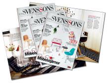 Svenssons i Lammhult nominerade till Svenska Designpriset 2013