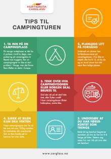 Campinglivets mange gleder