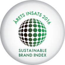 """Nominerade till """"Årets insats inom hållbart varumärkesbyggande 2016"""""""