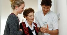 Drammen Kommune investerer i tryghed og frihed i ældreplejen
