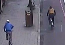 Appeal following phone snatch in Islington