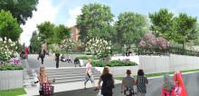 Pärlor på rad i Frodeparken - vunnen arkitekttävling