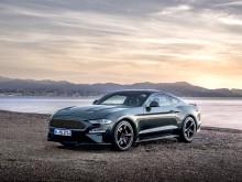 Nu släpps specialversionen av Ford Mustang Bullitt för den europeiska marknaden