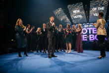 Quality Hotel The Box tar hem priset som New Hotel of the Year