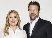 Anja och Foppa utmanas på Kanal 5 i höst