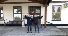 Skyddsvärnet Secondhand i Nynäshamn nyinvigs