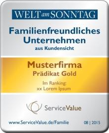 Die besten Unternehmen mit Familiensinn