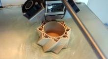 Starkt konsortium för utveckling av avancerade träbaserade 3D-konstruktioner