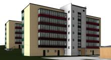 Pressinbjudan: Första spadtaget för 39 nya lägenheter till trygghetsboendet Tallen i Frövi