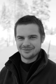 Anders Lagbrant - ny GPS-specialist på Scanlaser