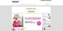 Avensia lanserar multinationell e-handelssajt för Lekolar