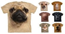 Big Face T-shirts