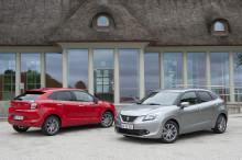 Ny Suzuki Baleno tager føringen med radarbaseret sikkerhedsudstyr, gode pladsforhold og økonomi.