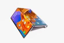 Huawei lanserar Huawei Mate X  – världens snabbaste vikbara 5G mobiltelefon