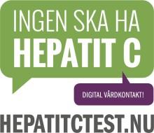 Digitaliserat vårdflöde ska nå människor med hepatit C
