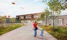 Arkitema vinder i team med MT Højgaard Danmarks første OPP-sygehus