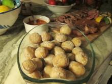 Månadens recept januari - Kanariska potatisar med Mojo