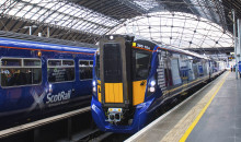Brand new ScotRail and Hitachi electric trains start running this week