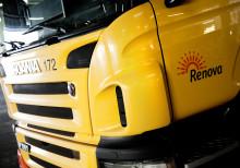 Renova utvecklar bränslecellsdriven sopbil