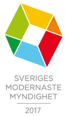 KVALITETSMÄSSAN DEN 14-16 NOVEMBER PÅ SVENSKA MÄSSAN I GÖTEBORG: Nio myndigheter nominerade till Sveriges Modernaste Myndighet 2017