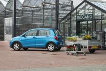 Suzuki Celerio bryder rammerne i mikroklassen