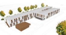 Pressinbjudan: Nybyggt boende för hemlösa i Högsbo