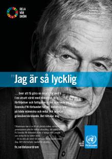 Hans från Nyköping vill dela sin dröm med fler