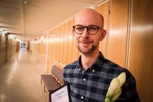 Han är årets läkarhandledare i Skellefteå