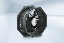 Nya axialfläktar med integrerad diffusor utvecklade speciellt för värmepumpar