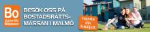 Besök SafeTeam på Bostadsrättsmässan i Malmö