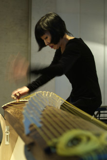 Uppsala International Sacred Music Festival - Kazue Sawai - Koto recital 3 november