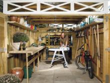 Garaget Sveriges mest onödiga rum