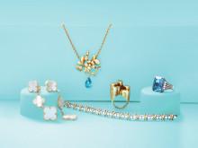 Smyckekvaliten 25 maj – inlämning pågår till vårens exklusiva auktion för smycken