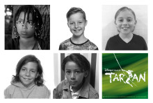 Fredericia Teater offentliggør purungt TARZAN-cast og forlænger spilleperioden med en uge