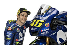 Yamaha and Rossi Confirm Two-Year Contract Extension
