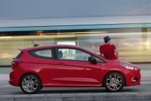 Nový Ford Fiesta se představí na Friends Festu v Pardubicích!